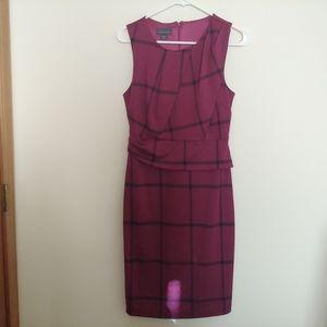 Covington sz Small Red. Professional Dress